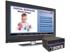 Our digital signage servers deliver your message to audiences all over the world with an integrated management solution that is powerful and easy-to-use.
