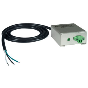 DC voltage detector for Mini Server Environment Monitoring System
