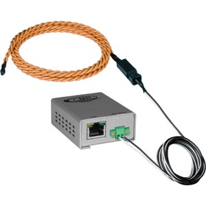 Enviromux liquid detection system - Length of water sensor cable - 100 ft. Length of 2-wire cable - 20 ft.