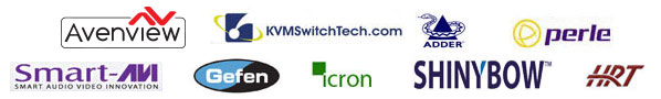 Techorium Inc. is the Preferred Distributor for Avenview, BELKIN, ICRON, HRT, NETGEAR, NTI, PatchSee, Corinex, and thinklogical