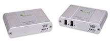 USB Ranger 2212 - 2 Port USB Cat 5 Extender with Remote Power